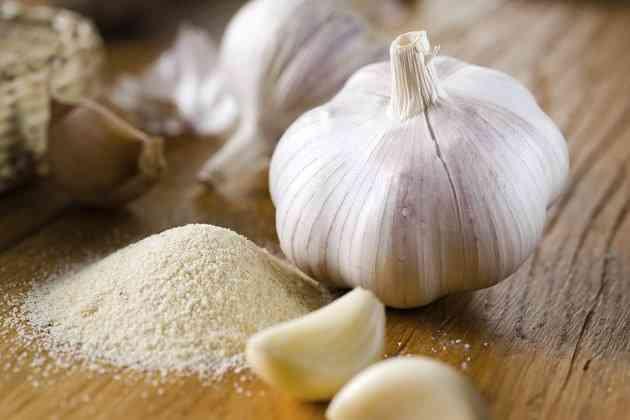 tratamentul comun al uleiului de usturoi