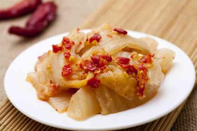 pierderea de grăsime kimchi)