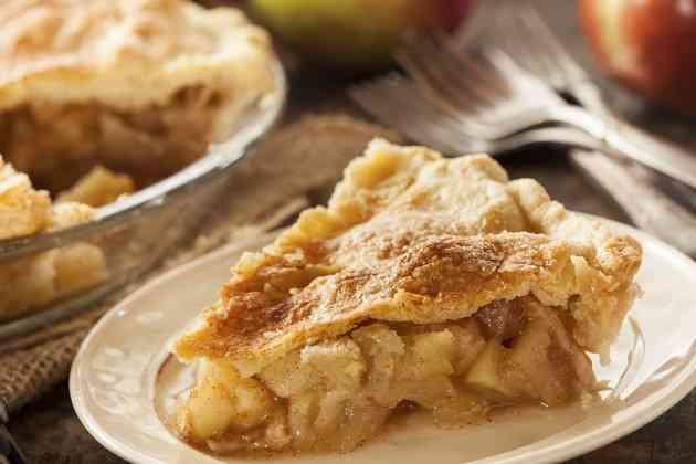 Calories In One Slice Of Apple Pie Gestion Du Poids Sports Fitness Sante Et Alimentation